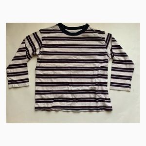Used Children's Place Boys Striped Shirt - Size XS
